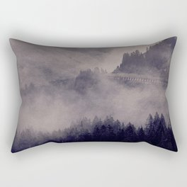 HIDDEN HILLS Rectangular Pillow