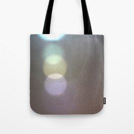 Light Prism Reflection Photo Art Design Tote Bag