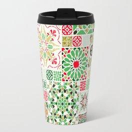 Moroccan Christmas Travel Mug