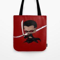 Chibi Blade Tote Bag