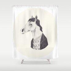 BoJack  Shower Curtain