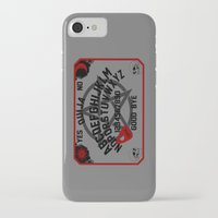 ouija iPhone & iPod Cases featuring Ouija Board by CarloJ1956