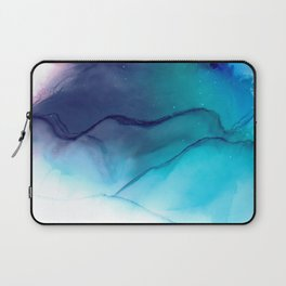 Ethereal Lands 8 Laptop Sleeve