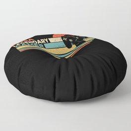 Musa Legendary Gamer Personalized Gift Floor Pillow