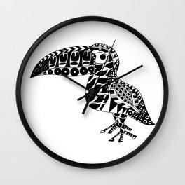 Tucán Ecopet Wall Clock