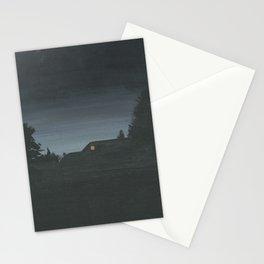 Wood Walk Ln. Stationery Cards