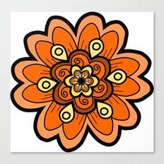 Flower 23 Canvas Print