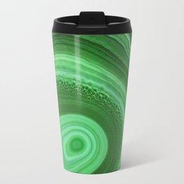 Green Agate Travel Mug