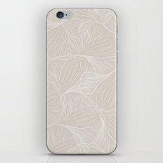 Red de Orquídea iPhone & iPod Skin