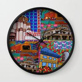 I Love Chico Bag #3 Wall Clock