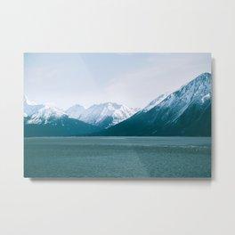 Alaska II Metal Print