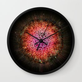 The End of All Things Wall Clock