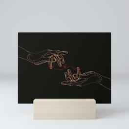 Tethered Mini Art Print