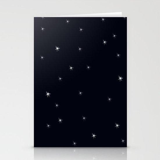 Midnight II Stationery Cards