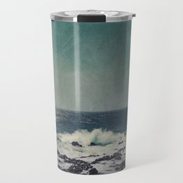emerAld oceAn Travel Mug