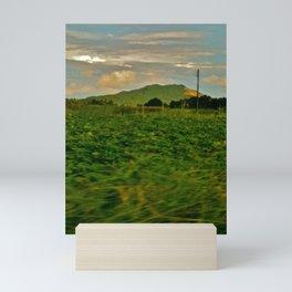 Long Drive Mini Art Print