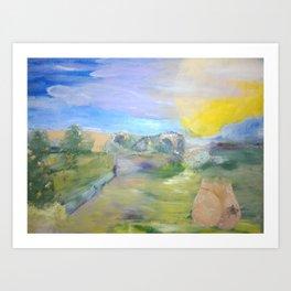 Tng Art Prints | Society6