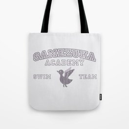 Samezuka - Duck Tote Bag
