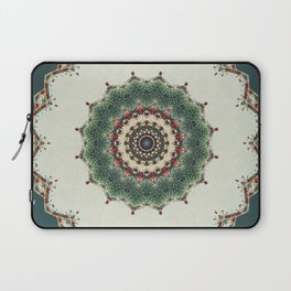 Need a Little Christmas -- Greeting Card Laptop Sleeve