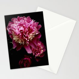 Peony 1 Stationery Cards