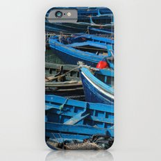 Blue Boats iPhone 6s Slim Case