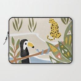 The Jungle Jumbos Laptop Sleeve
