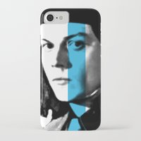 jack white iPhone & iPod Cases featuring Jack White by nufertity