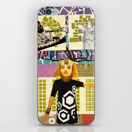 Muses of the Subconscious iPhone Skin