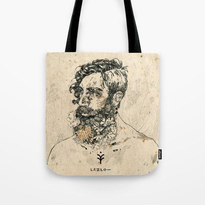 Lazlo Tote Bag