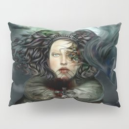 """Returning from a Dream Myth Creature"" Pillow Sham"