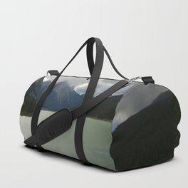 Dark Skies Over Medicine Duffle Bag