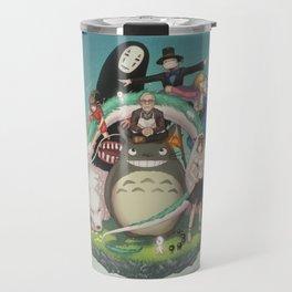 Ghibli: Bliss in Light Travel Mug