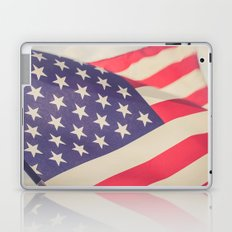 American Flag Laptop & iPad Skin