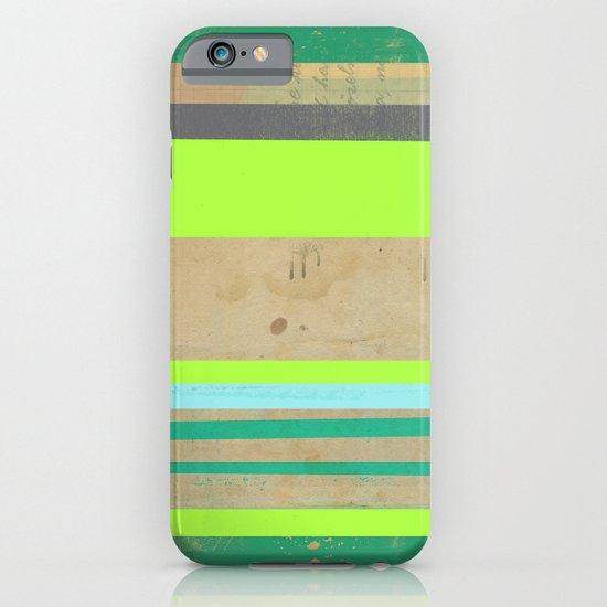 Neon Feeling iPhone & iPod Case
