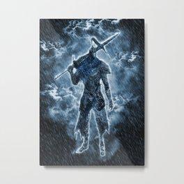 Knight Artorias  Metal Print