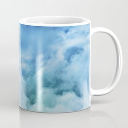 Hopeful Confidence Through the Storm Coffee Mug