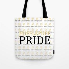 Hufflepuff Pride Tote Bag