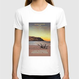Lake Superior Provincial Park T-shirt