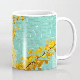 Seattle Yellow Coffee Mug