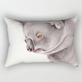 Koala-not-a-bear Rectangular Pillow