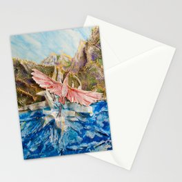 Bird Lift off Stationery Cards