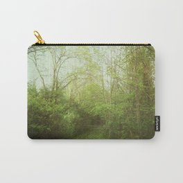 Follow Your Life Path Carry-All Pouch
