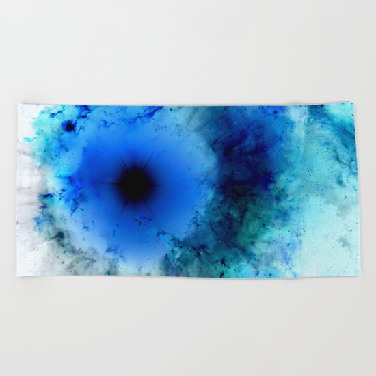 γ Nashira Beach Towel