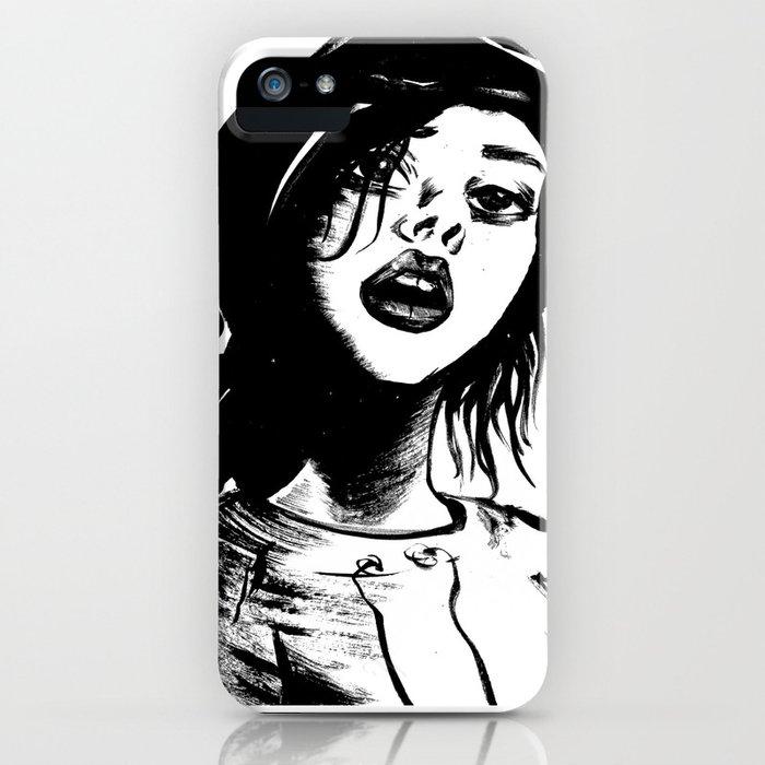 megaphone iPhone Case