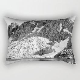 Kearsage Pinnacles, Kings River Canyon Rectangular Pillow