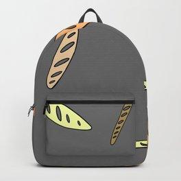 Baguette, anyone? Backpack