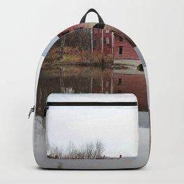 Still Reflecting Backpack