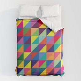 Geometric Pattern #7 Comforters