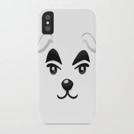 Animal Crossing KK Slider iPhone Case
