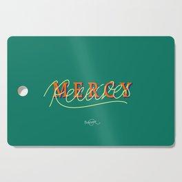 Mercy Receives Cutting Board